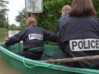 Akcja ratunkowa francuskiej policji