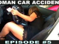Kobiety za kierownicą / Woman Car Crashes, Driving Fails