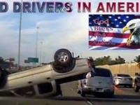 Kompilacja stłuczek (Amerika) - Car Crashes USA
