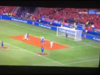Jacek Gmoch i film porno na wizji - Analiza meczu Francja vs Albania