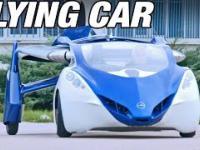 ►Latający samochód AeroMobil 3.0