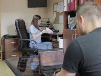 Ania i Grzesiek : Sklejanie i desykacja rzepaku (plusy i minusy)