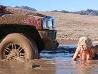 Potwory bagienne: pojazdy, które utknęły w błocie