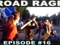 ROAD RAGE 2016. KOMPILACJA AGRESJI NA DRODZE