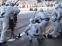 Najszybszy PitStop w historii F1 w wykonaniu Williamsa, czas: 1,92 sek