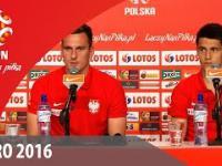 Konferencja reprezentacji Polski (La Baule, 26.06.2016)
