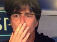 Euro 2016. Niemcy - Słowacja. Joachim Loew znów zrobił coś obrzydliwego!