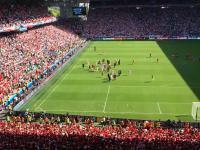 Szczęsny trolluje szwajcarskich kibiców po meczu z Polską