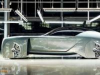 Futurystyczny Rolls-Royce