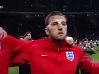 Nowy hymn narodowy Anglii