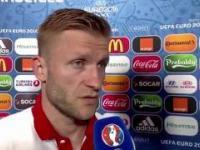 Wypowiedź Jakuba Błaszczykowskiego po meczu Polska-Portugalia