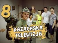 Autostopem przez Demoludy - Kazachska telewizja (odc. 18)