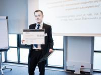 Mariusz Zdanowski z Politechniki Warszawskiej wygrywa 30K w konkursie ABB