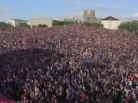 Islandia dziękuje bohaterom. Niezwykłe powitanie