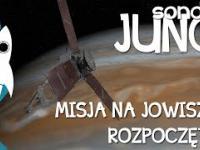 Sonda Juno doleciała do Jowisza, wkrótce zajrzy pod chmury - Astrofaza JUNO