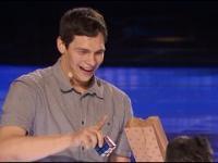 Niesamowite sztuczki z kostką Rubika w amerykańskim Mam Talent!