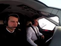 Piloci się przyznali! Nagranie z ukrytej kamery jednego z samolotów