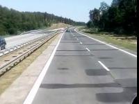 Apel kierowcy ciężarowki do Jarosława Kaczyńskiego i Beaty Szydło