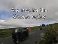 Wypadek w UK