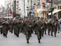 Defilada Wojska Polskiego w Łodzi