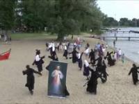 Tańczące zakonnice