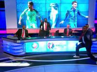Niesamowita reakcja Benniego McCarthy'ego na gol Edera