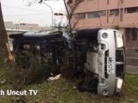 Lekki wiaterek na Tajwanie
