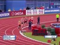 Kszczot Adam - Fenomenalny półfinałowy bieg na 800 metrów