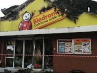 Spłonęła cała bieda w Ostrowcu Świętokrzyskim