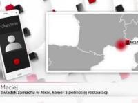Świadek zamachów terrorystycznych w Nicei opowiada o dramatycznych wydarzeniach