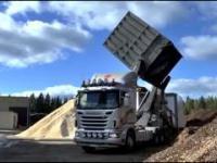 Transformujące się pojazdy: ciężarówki, śmieciarki i przewozy kontenerowe