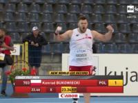 Konrad Bukowiecki mistrzem świata juniorów w pchnięciu kulą