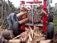 100 Sposobów do łupania drewna. Lepszy dobór tasaków, siekiery do łupania i pił