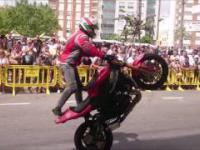 Pokaz motocklowy