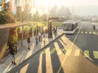 Ładowanie elektrycznego autobusu w 15 sekund? W Genewie będzie to możliwe!