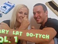 TACY BYLIŚMY 1 GRY KONSOLOWE LAT 90-TYCH!!!