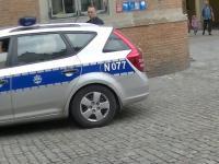 Krótka rozmowa nt. upubliczniania wizerunku policji podczas ich interwencji