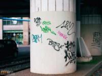 Sposób na brzydkie graffiti