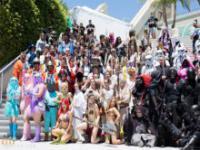 Cosplaye z San Diego Comic-Con 2016
