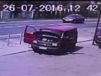 Wypadek w Iwoniczu, osobówka wepchnięta pod tira
