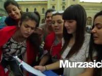 Pielgrzymi z całego świata wypowiadają nazwy małopolskich miejscowości