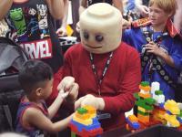 Tak wygląda żywa figurka Lego