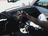 Wypadek 1750-konnego Camaro przy 320 km/h!