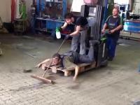 Maszyna do sprzątania
