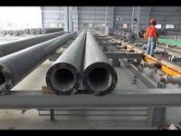 Produkcja rur żelbetonowych do wzmacniania gruntu pod budowę