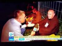 Agresywne zachowanie reportera z Wiertniczej podczas Światowych Dni Młodzieży