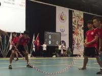 Mistrzostwa świata w skakaniu na kakance, podwójnej skakance