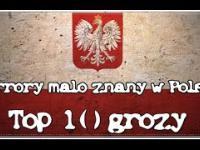 Top 10 Grozy - Mało znane horrory w Polsce