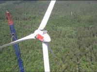 Najmocniejsza a zarazem największa turbina wiatrowa na świecie