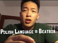 Do tworzenia beatbox najlepszy polski język!